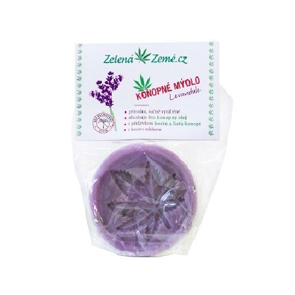 fialové kolečko - mýdlo