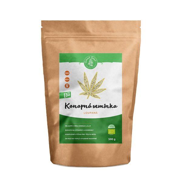 papírový sáček - semínka